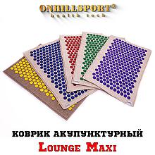 Килимок акупунктурний Lounge maxi (80х50см)