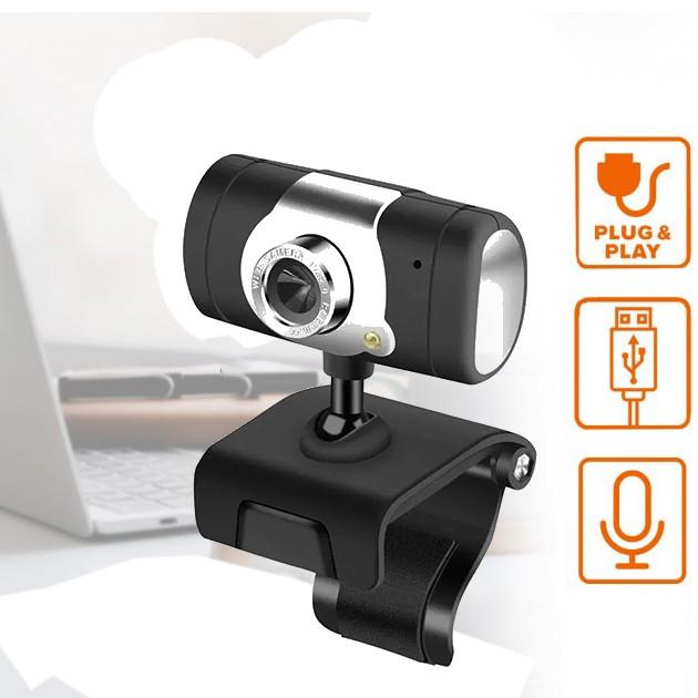 Веб-камера PC Camera Mini Packing 480P для комп'ютера з мікрофоном
