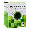 Веб-камера PC Camera Mini Packing 480P для комп'ютера з мікрофоном, фото 5