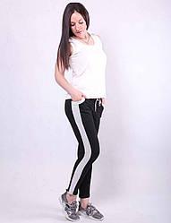 """Стильні жіночі штани """"Luna"""" р. 42-54"""