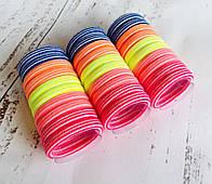 Гумка мікрофібра кольорова / в упаковці 30 штук