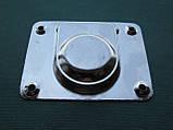 Нержавіюче підйомне кільце для пайол 76х57 мм, фото 4