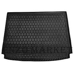 Автомобільний килимок в багажник SsangYong Kyron 2007- (Avto-Gumm)