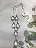 Горный хрусталь ожерелье колье с горным хрусталем. Индия!, фото 6