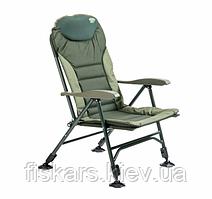 Карповое кресло Mivardi Comfort Quattro до 160 кг (M-CHCOMQ)