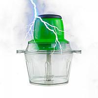 (GIPS), Електричний подрібнювач Блискавка блендер з двоярусним лезом 6 в 1 (овощерезка молния)