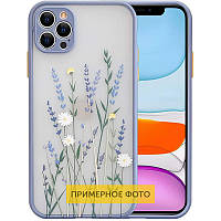 TPU+PC чохол Picture Color Buttons full camera для Oppo A5s / Oppo A12