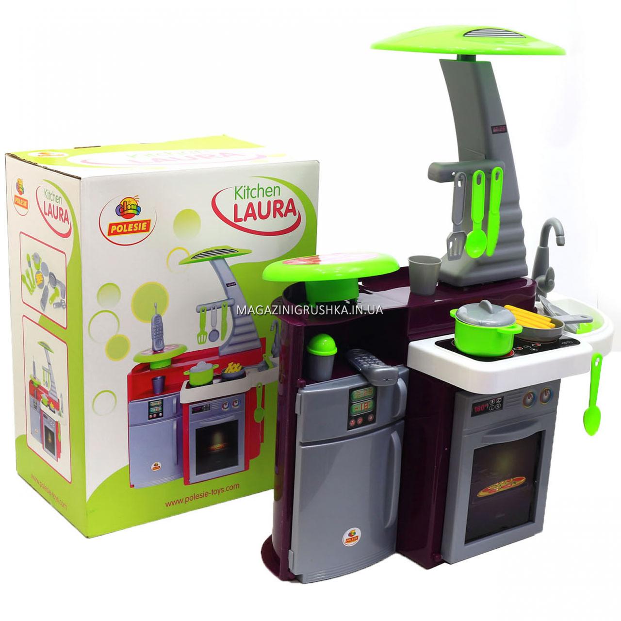 Игровой набор Polesie Кухня Laura (56313)
