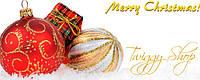 Поздравление с Новым Годом от коллектива Twiggy Shop