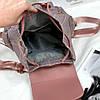 Невеликий рюкзак твідовий, фото 2