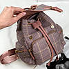 Невеликий рюкзак твідовий, фото 3
