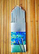 Олівці кольорові Marco Raffine 12 кольорів шестигранні   Кольорові олівці  