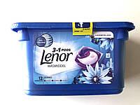 Капсули для прання універсальні Lenor 3in1, 12 шт