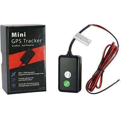 GPS маяк для авто - мини gps трекер для автомобиля, мотоцикла, скутера VJOYCAR T0026