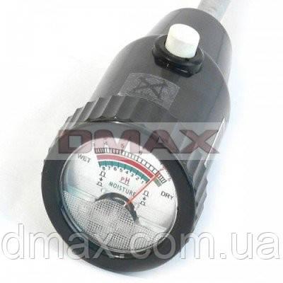 Анализатор ZD-06 для измерения кислотности и влажности почвы - Интернет магазин DMAX в Одессе
