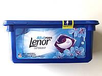 Капсули для прання універсальні Lenor 3in1, 28 шт