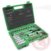 Профессиональный набор инструмента 39 ед. INTERTOOL ET-6039