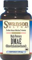 Диметиламиноэтанол ДМАЭ / DMAE, 250 мг 30 мягких капсул