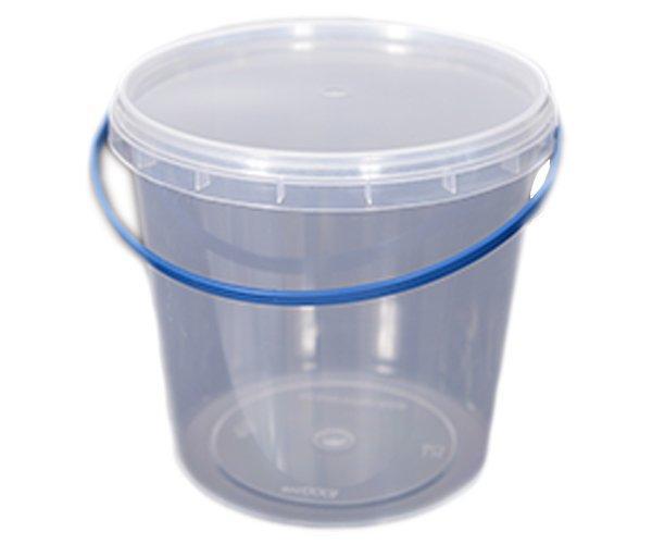 Пластиковое ведро для засолки и продуктов 5л