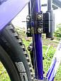 Дитяче велокрісло з кріпленням спереду і ременями безпеки TILLY Mini. Від 1 до 3х років, фото 5