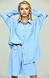 "Рубашка женская Karree ""Розмари"" с длинными рукавами (4 цвета, р.XS-L), фото 2"