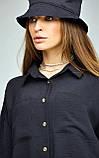 "Рубашка женская Karree ""Розмари"" с длинными рукавами (4 цвета, р.XS-L), фото 7"