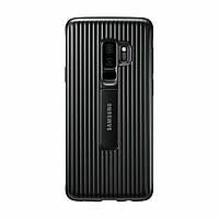 Оригинальный противоударный чехол Protective Rugged Standing Cover EF-RG965CBEGRU Samsung Galaxy S9 Plus Black