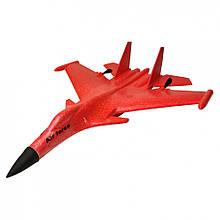 Планер винищувач на р/у J15 час польоту 15 хв. (Помаранчевий)