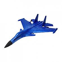 Планер винищувач на р/у J15 час польоту 15 хв. (Синій)