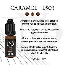 Пигмент для бровей Сaramel - L-503