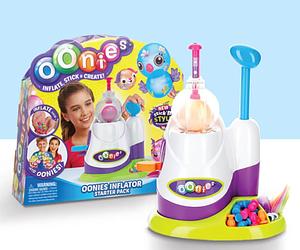 Набор для создания игрушек OONIES - ВОЛШЕБНАЯ ФАБРИКА 36 заготовок