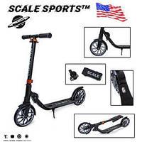 Самокат Scale Sports Scooter SS-17 двоколісний складний для дітей і підлітків до 100 кг Original