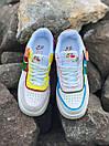 Жіночі кросівки Nike Air Force Shadow, фото 2