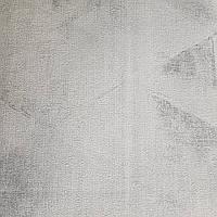 Шпалери вінілові на флізелін Rasch Victoria метрові абстракція розмита геометрія білі сірі сріблясті, фото 1
