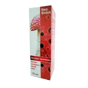 NeoBotox - крем омолаживающий с экстрактом Мухомора (НеоБотокс)