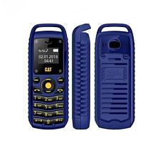 Мини мобильный телефон Gt Star CAT B25 (2 Sim) синий