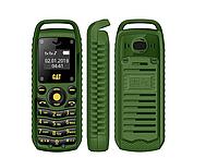 Мини мобильный телефон Gt Star CAT B25 (2 Sim) зелёный, фото 1