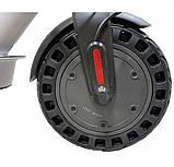 "Електросамокат Crosser E9 Premium (перфорація) 10"" - Чорний (1000вт, 7500 mAh) електричний самокат кросер е9, фото 7"
