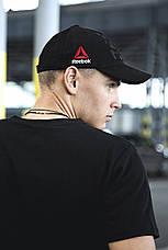 Кепка UFC чорна, фото 2