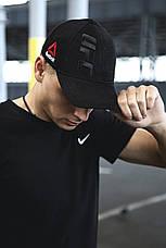 Кепка UFC чорна, фото 3