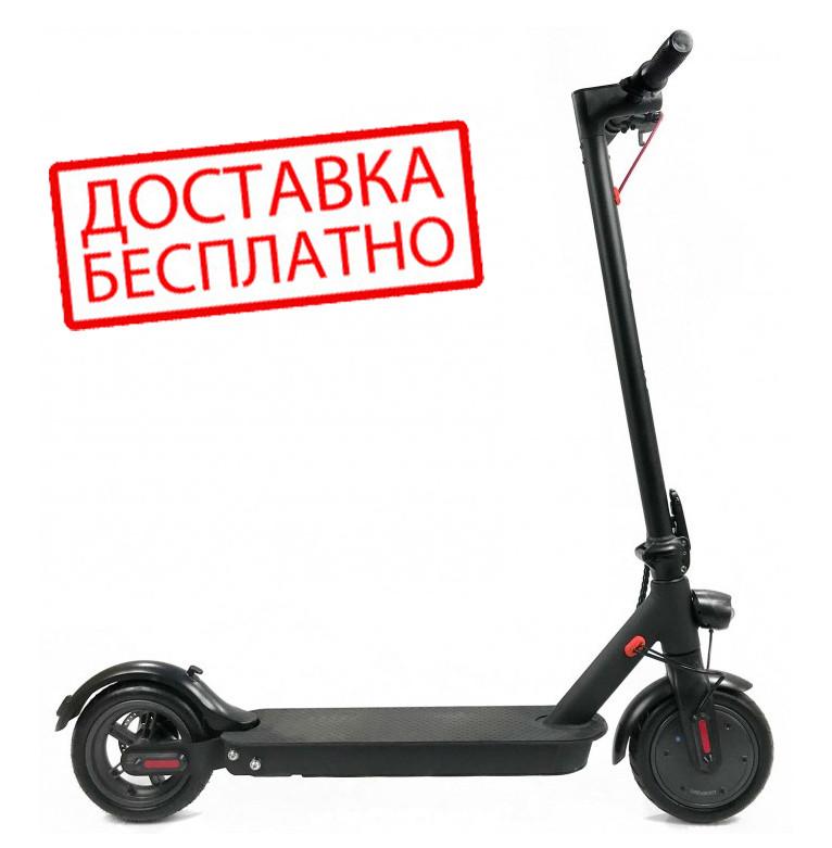 Електросамокат Crosser E9 чорний 7.8 Ah/350W Кроссер Е9 єлектросамокат