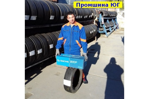 Шины б.у. 235.75.r17.5 Michelin XTE2+ Мишлен. Резина бу для грузовиков и автобусов