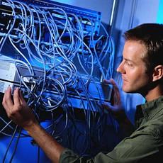 Монтаж, проектирование, обслуживание локальных вычислительных сетей (ЛВС)