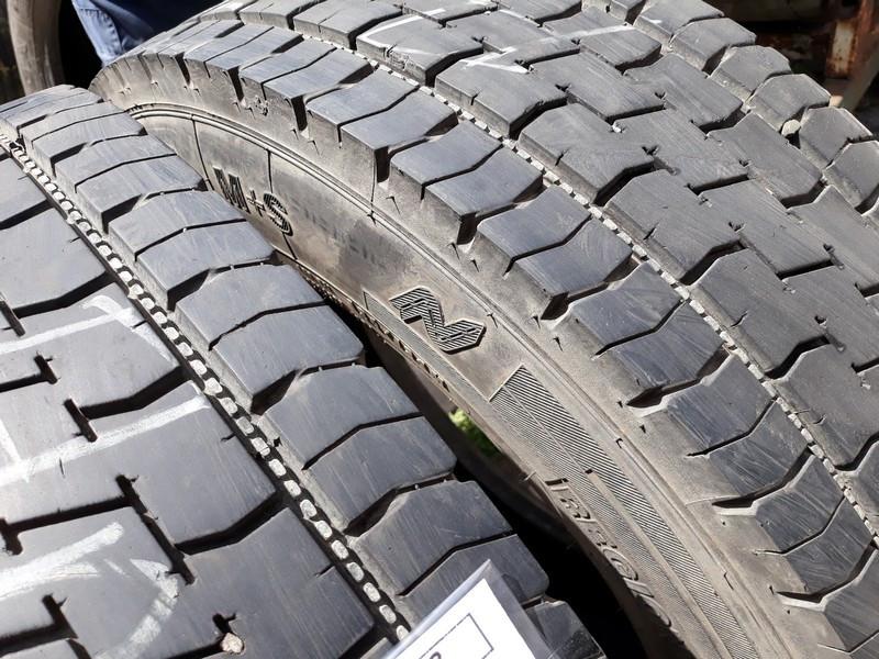 Шины б.у. 215.75.r17.5 Continental LDR1+ Континентал. Резина бу для грузовиков и автобусов