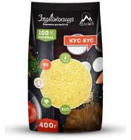 Крупа пшенична для страви Кус-кус 400г Златокосиця ОЛІМП (1/24)