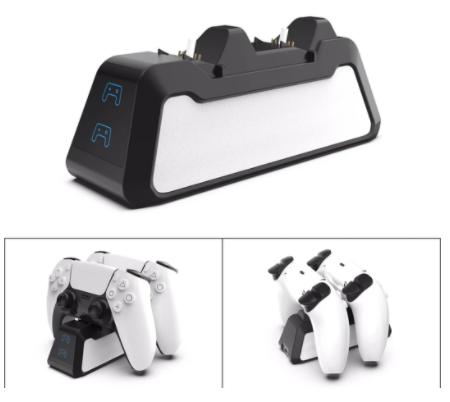 Зарядний пристрій док-станція DOBE для DualShock 4 / PS4 / PS4 Slim / PS4 Pro