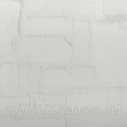 Кирпич серый 250х6000х8мм. Пластиковые панели (ПВХ) Deco life (Деко лайф)
