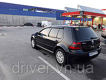 Вітровики Volkswagen Golf IV 5d 1999-2003