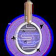 Інсектицидна лампа з функцією мухобойки Noveen IKN870 LED, фото 2