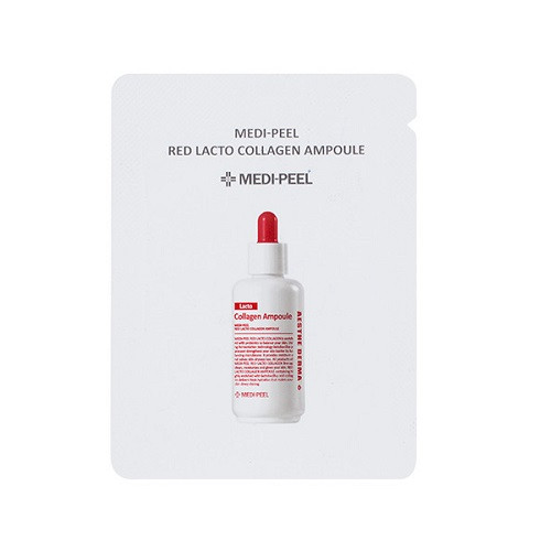 Medi-Peel Red Lacto Collagen Ampoule Сироватка з колагеном і біфідобактеріями